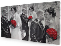 Colour Splash Canvas Art Prints