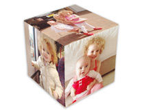 Baby Photo Cubes