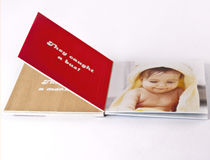 Personalised Baby Board Book