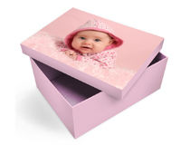 Keepsake Photo Box