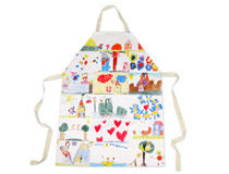 Kids Photo Apron