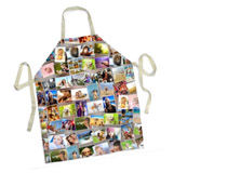 Photo Collage Apron