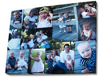 Photo Montage Canvas