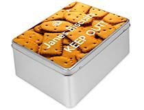 Personalised Biscuit Tins