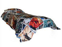 Designer Bedding, Photo duvet cover