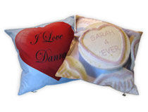 Valentines Day Cushion