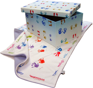 hand-foot-prints-blanket-and-box