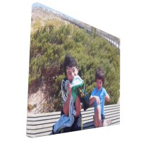 children photo canvas