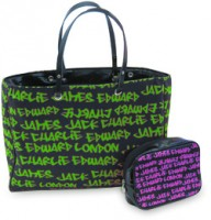 personalised graffiti bags