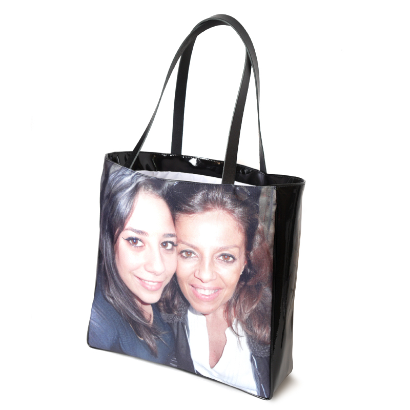 Shopper Bag With Mother And Daughter For Womans 50th Birthday
