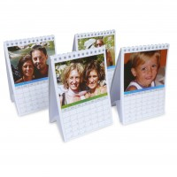 Desk calendars as Christmas gifts