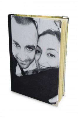 Journals and Notebooks of Love B&W couple