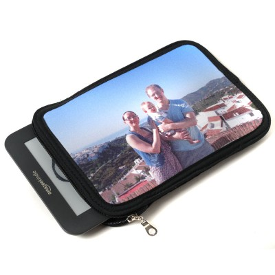 Personalised Xmas Gift Ideas kindle case with family