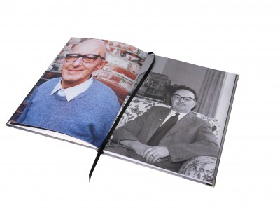 Inimitable personalised gifts photo book of grandpa