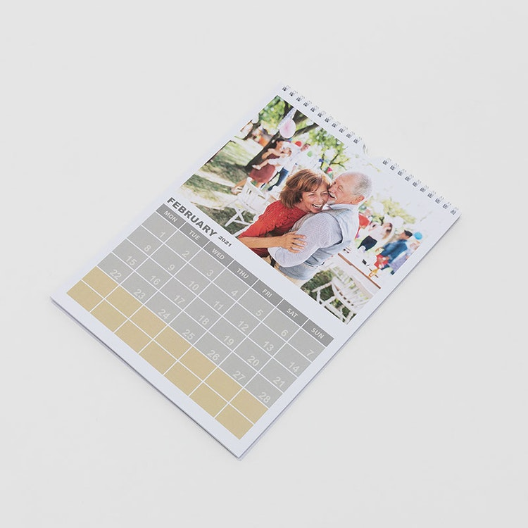 father's day calendar