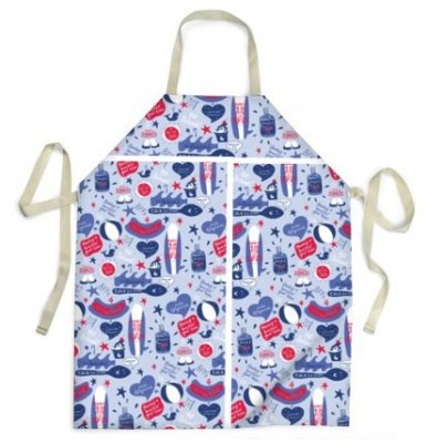 Personalised aprons avaiable at www.bagsoflove.co.uk