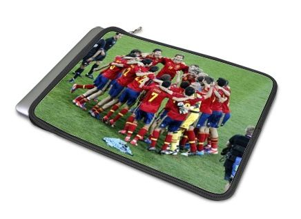 Macbook cover Spain