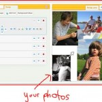 make your own montage gift with Bags of Love preview tool