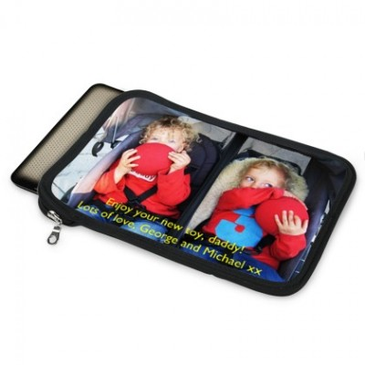 your photo on a nexus 7 cover personalised with text