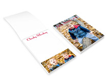 personalised photo notepad with kids pictures