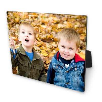 wooden photo blocks for christmas