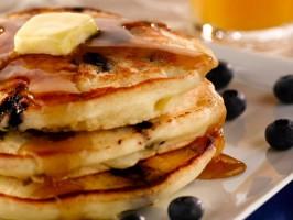 Pancake day 2013