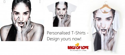 3 easy steps for designing your photo T-Shirts