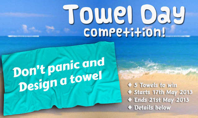 2013 Towel Day Contest