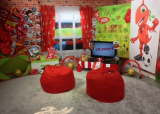 Kop Kids 4 LFC set
