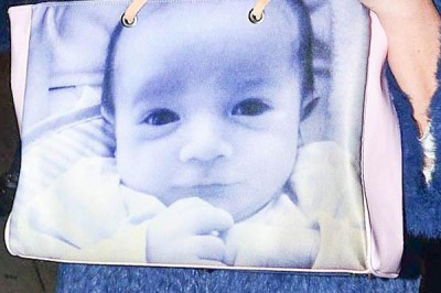 vanessa-feltz-baby-photo-handbag-close-up