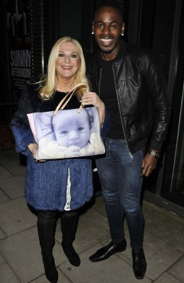 vanessa-feltz-showing-off-baby-photo-bag