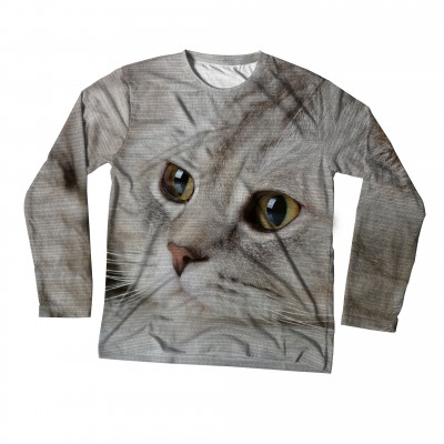 cat-face-cut-and-sew-long-sleeve-tee