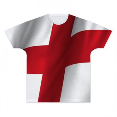england-flag-personalised-tshirt