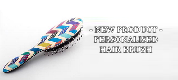 PERSONALISED HAIR BRUSH BANNER