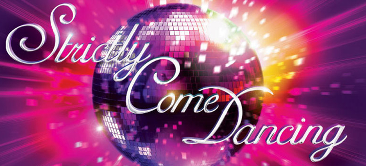 strictly come dancing banner
