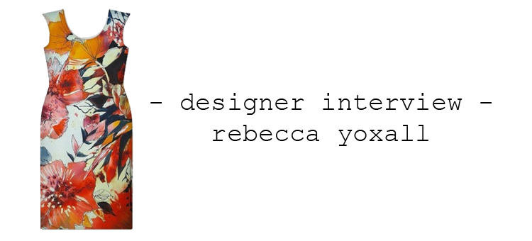 designer interview rebecca yoxall