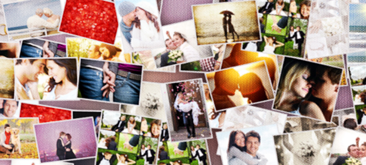 photo montage banner