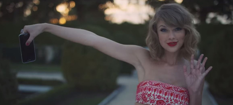 get the look taylor swift