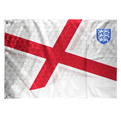 England flag Euro 2016 design Personalised Flag