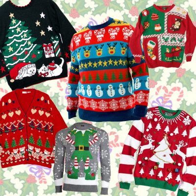 how to design a christmas jumper