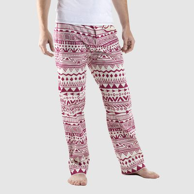 mens personalised pyjama bottoms