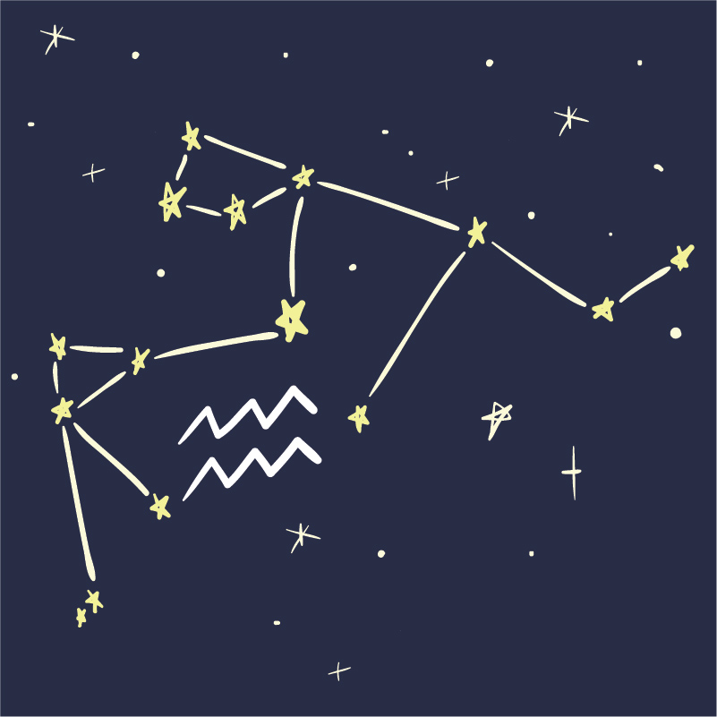 aquarius star sign horoscope