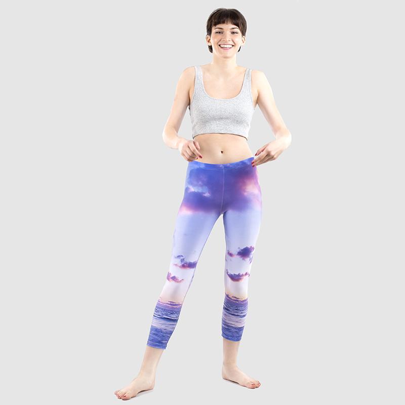 customised leggings