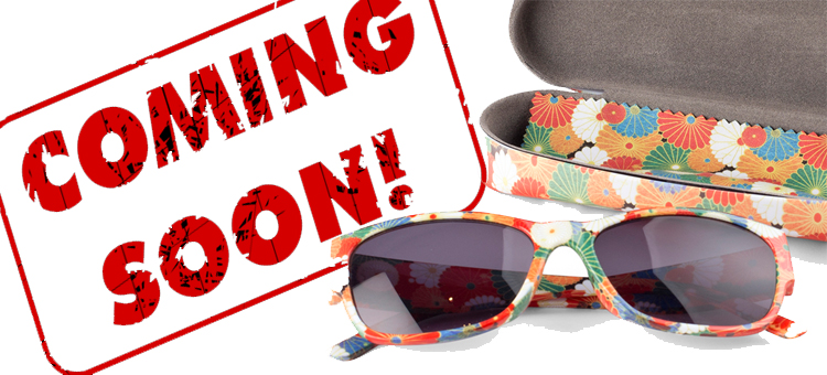 personalised sunglasses coming soon