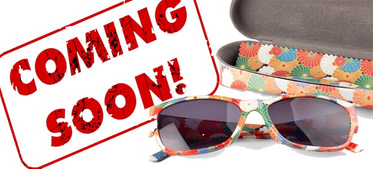 personalised sunglasses coming soon