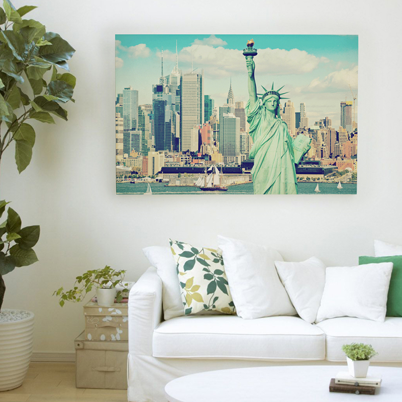 customised canvas wall art
