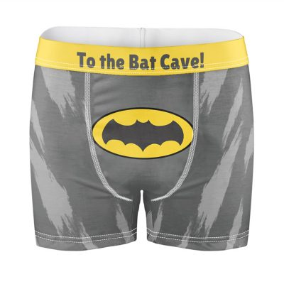 funny batman boxers for him