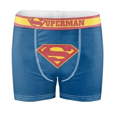 superman valentines day boxers