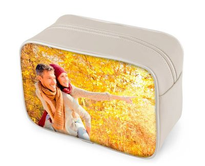 personalised washbag for women