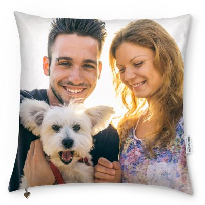 personalised cushion for valentine's day